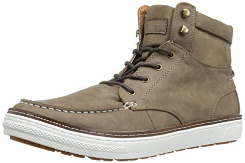 Call It Spring Men's Larmour Ankle Bootie, Taupe, 10 D US