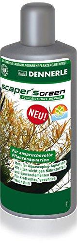 Dennerle Scaper's Green - Hochleistungs-Dünger für anspruchsvolle Pflanzenaquarien, Ideal für Aquascaping (100 ml)