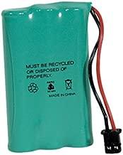 Rayovac RAYM182 Cordless Phone Battery Ultra Hi-Capacity Battery (Ni-MH, 3.6V, 800mAh) - Replacement for Uniden BT-461, BT-446, BT-634, BT-909, BT-1004, BT-1005, BT-2499 Cordless Phone Battery