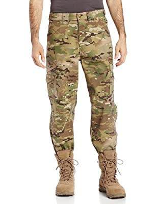 TRU-SPEC Men's 24-7 Series Original Tactical Pant, MultiCam, 38W 30L