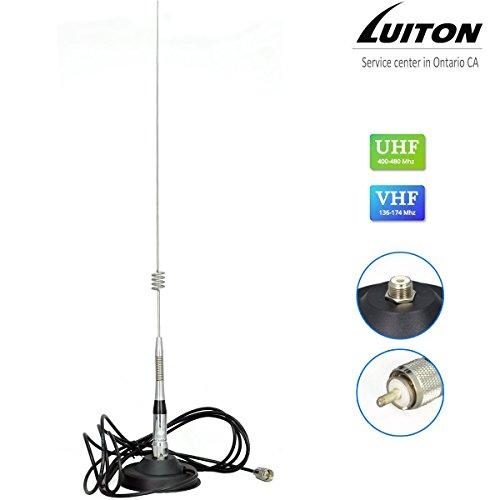 Luiton magnetic CB antenna