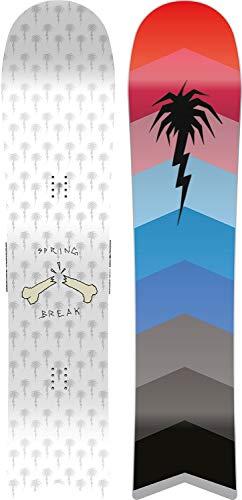 Capita Spring Break Slush Slasher Herren Snowboard, Größe 151 cm