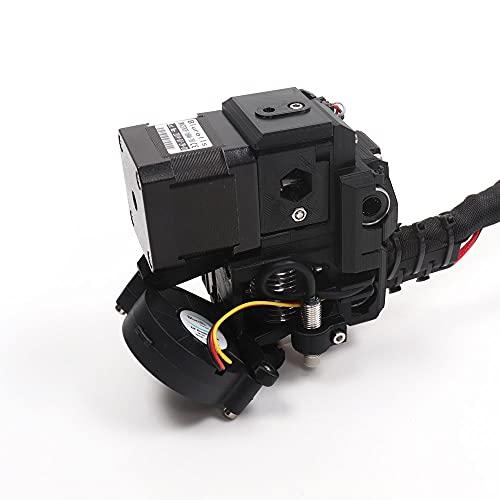 Per Prusa i3 mk3 upgrade MK3S hotend kit V6 ugello di alta qualità e ventola di raffreddamento Sunon 4010, PINDA V2, sensore di filamento non assemblato (Size : Noctua full kit)