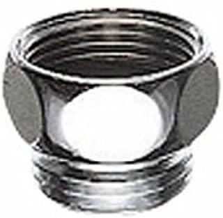 SANEI 【シャワーアダプター】 ガスター社製混合栓にSANEI製シャワーホースを接続するアダプター PT25-7