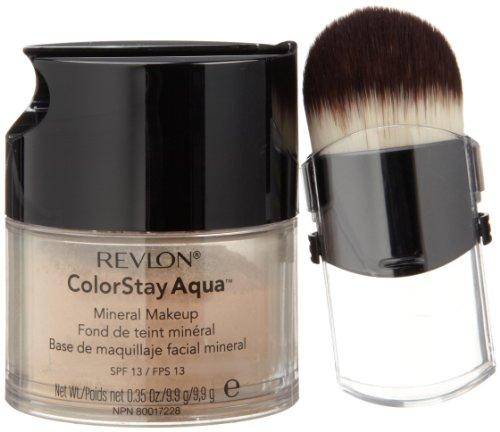 Revlon ColorStay Aqua Mineral Makeup, Medium Deep, 0.35 Ounce