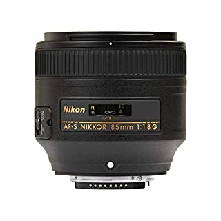 Nikon AF-S 85mm F1.8 G - Objetivo para Nikon (distancia focal fija 85mm, apertura f/1.8) color negro (B006TAP096) | Amazon price tracker / tracking, Amazon price history charts, Amazon price watches, Amazon price drop alerts