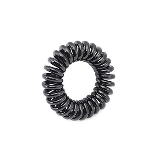 Lyguy Haar Band, Populaire Snoep Gekleurde Transparante Hairwear Telefoon Wire Touw Strip Van Haar Haaraccessoires Groothandel Voor Vrouwen En Meisjes
