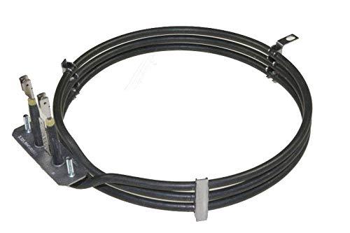 Pour adapter HOTPOINT ew73p 2500 Watt circulaire de ventilateur Four Element