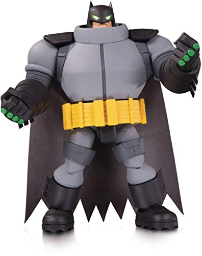 DC Collectibles Batman: The Adventures Continue: Super Armor Batman Action Figure, Multicolor
