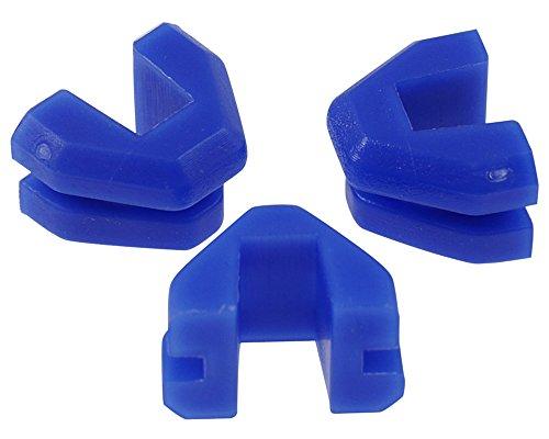 Gleitschuhe/Gleitstücke (3 Stück) für jede Polini Variomatik