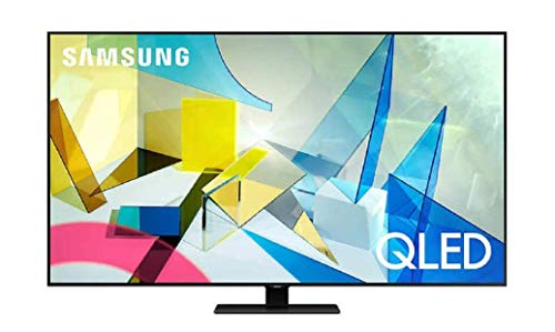Samsung Electronics Q8 QN55Q8DTAFXZA Flat 55' 4K UHD Q8DT Series Smart TV