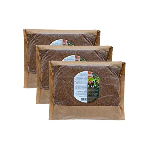 Skaza Bokashi Organko Ferment | Kompostaktivator mit Effektive Mikroorganismen (EM), 3 kg