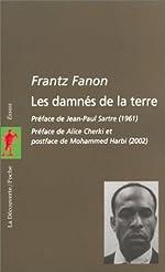Les Damnes de la terre de Frantz Fanon