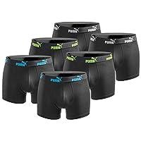 PUMA Boxershort 6er Pack