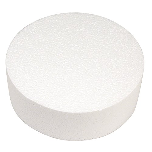 Rayher Disque polystyrène à˜ 20 cm épaisseur 7 cm