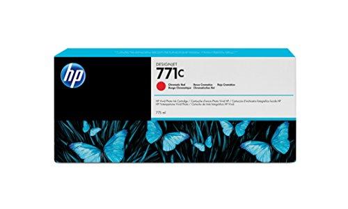 HP 771C Tintenpatrone für DesignJet Z6200, Original, Chromatisches rot