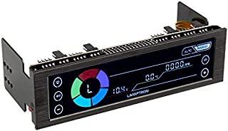 Lamptron CE420 RGB Fan and Light Controller with Touch Screen and Remote