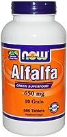 Alfalfa 500 Tabs 650 mg