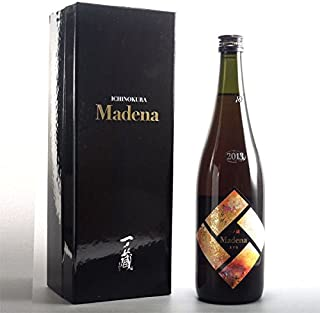 ☆・【日本酒】一ノ蔵(いちのくら) Madena(までな)2015 720ml