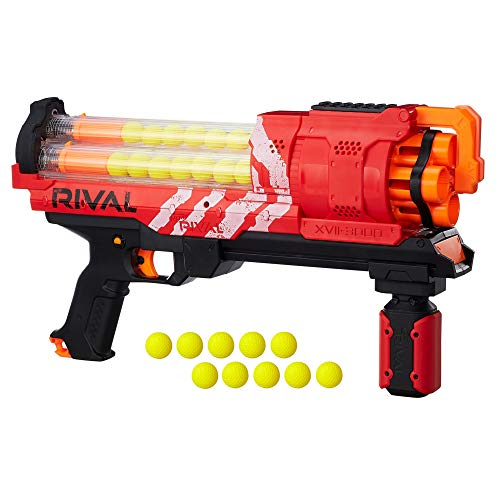 Nerf Rival Artemis with ammunition