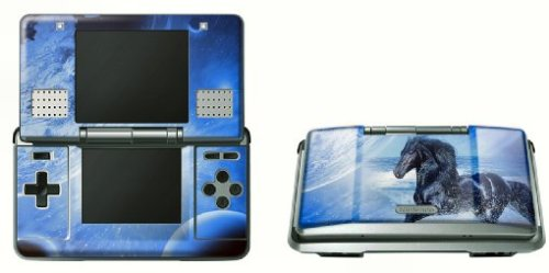 Nintendo DS - Modding Skin [Moon Horse]