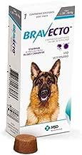 Antipulgas e Carrapatos Bravecto para Cães de 20 a 40kg - 1