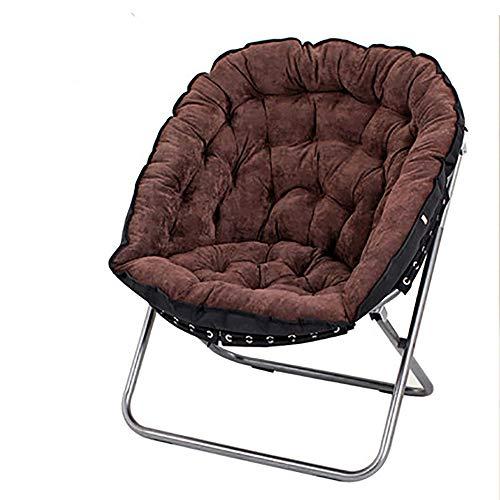 Xiao Jian- Chaise pliante - Chaise canapé paresseux Canapé simple Balcon Salon Petit canapé-fauteuil Chaise longue (Couleur : A)