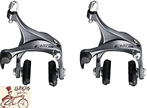 SHIMANO BR-2000 Claris Caliper Front and Rear Silver Road Bicycle Brakes