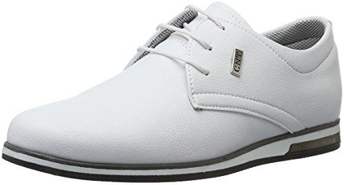 Tamboga Unisex-Erwachsene 211 Low-Top, Weiß (White 03), 45 EU