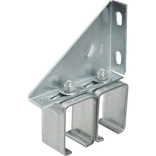 National Hardware N104–786 DBL Rail Supports de boîte