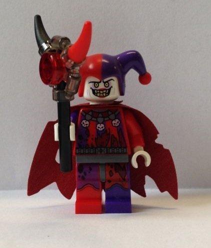 Nexo Knights Lego Figur Jestro (Set 70323)