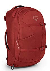 Farpoint 40 Osprey digital nomad packing bag for men