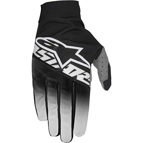 Alpinestars 2017 Motocross / MTB Handschuhe - Dune - schwarz-grau-weiß: Größe Handschuhe: XXL / 12