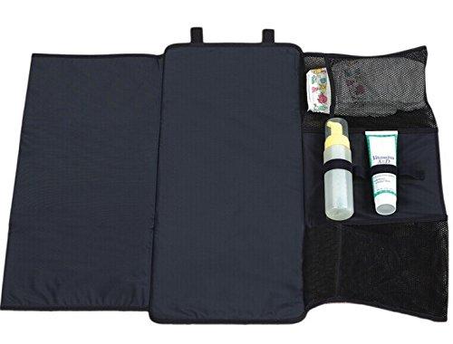 Dngdom & pieghevole portatile-Borsa a Clutch &, utile per fasciatoio, ideale per trasporto in viaggio