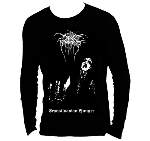 Offizielle L/T-Shirt S DARKTHRONE Transilvanian Hunger Death Metal, alle Gr??en