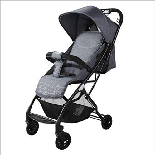Kinderwagen kan en lay-licht bewegende hoge landschap Rod Art baby-klapstoel 1