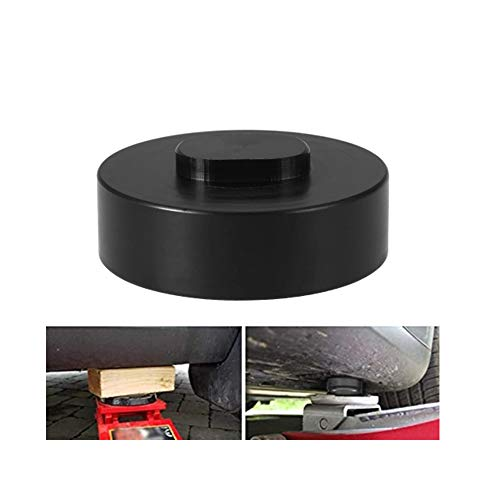 JUNHOM Jack Lift Pad Adapter for Porsche 911 964 993 996 997, Jack Point Pad Protects Battery with Storage Bag (1pcs)