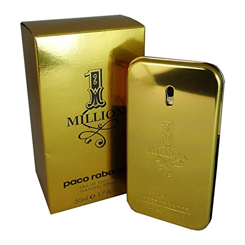 Paco Rabanne 1 Million Edt Vapo 50 ml - 1 unidad