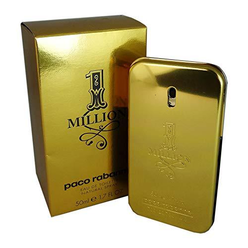 Paco Rabanne 1 Million Edt Vapo 50 ml - 1 unidad