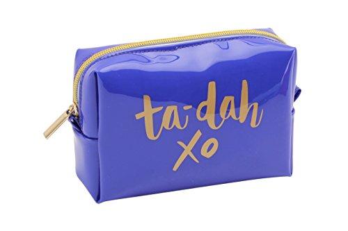 TA-DAH XO Violet oh so joli trousse de maquillage ARTICLES DE TOILETTE CADEAU voyage ACCESSOIRE