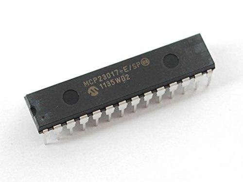 Adafruit MCP23017 - i2c 16 Input/Output Port Expander [ADA732]