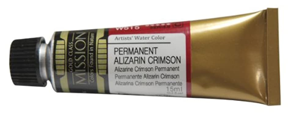 Mission Gold Water Color, 15ml, Perm Aliz Crimson