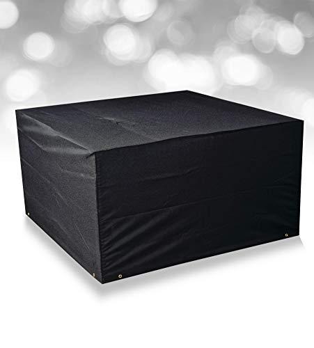 Bosmere Housse de Protection Large pour unité d'angle de canapé de Jardin