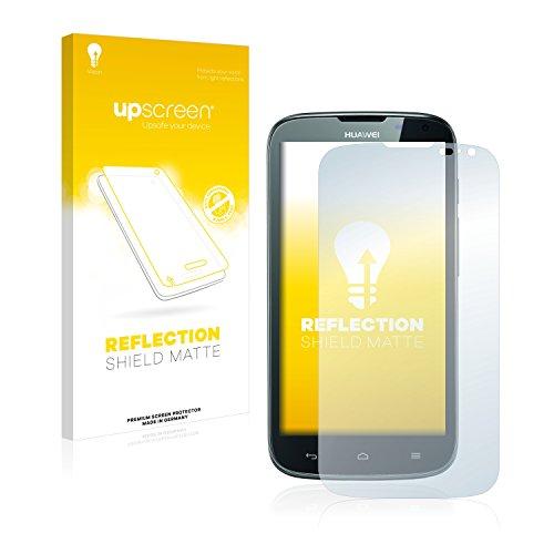 upscreen Entspiegelungs-Schutzfolie kompatibel mit Huawei Ascend G610 – Anti-Reflex Bildschirmschutz-Folie Matt