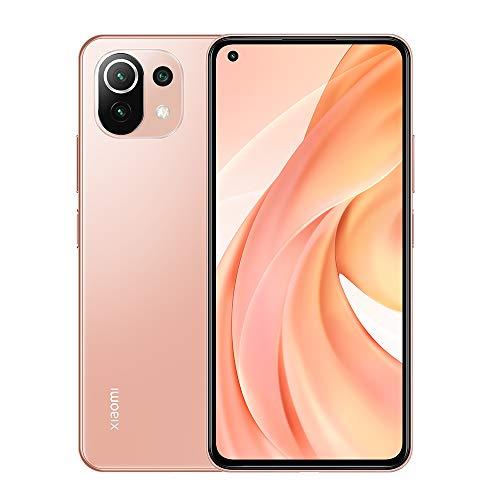 celular Mi 11 LITE 128gb 6Ggb RAM PEACH PINK
