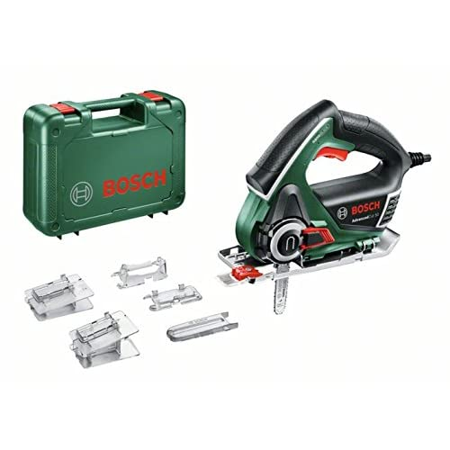 Bosch Home and Garden 06033C8100 Sega Advancedcut 50, 500 W, Verde, 1 Pezzo