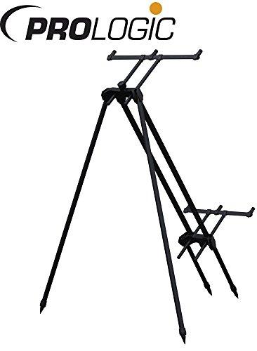 Prologic Tri-Sky Pod 3 Rod - Rod Pod zum Karpfenangeln, Rutenhalter für Karpfenruten, Rutenablage, Rutenständer, Rod Pod