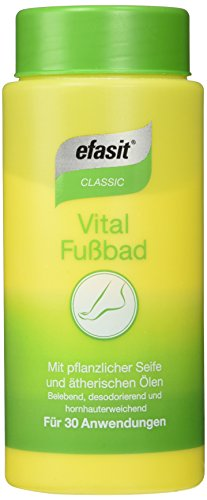 efasit CLASSIC Vital Fußbad, (1 x 400 g)