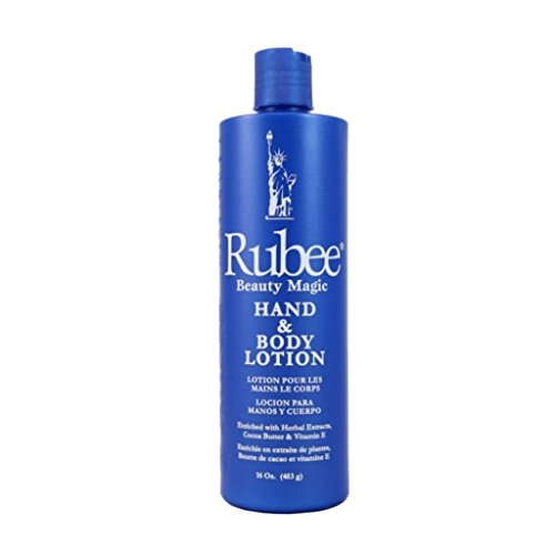 Rubee Hand & Body Lotion 16 oz.