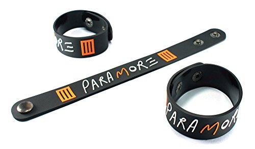 PARAMORE New Bracelet Rubber Wristband Still Into You HA113